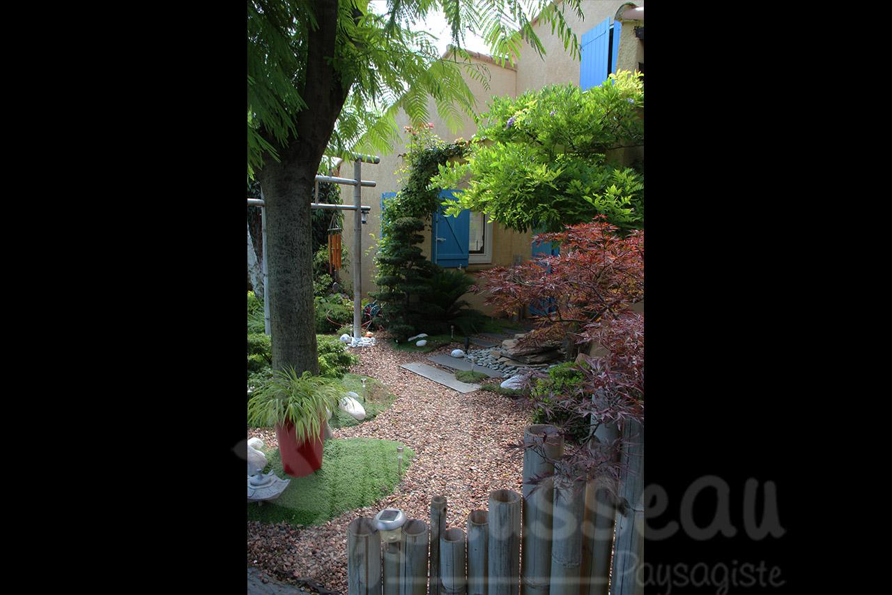 jardin zen. Black Bedroom Furniture Sets. Home Design Ideas