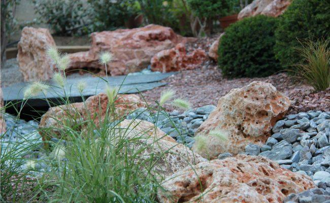 jardin minéral musseau