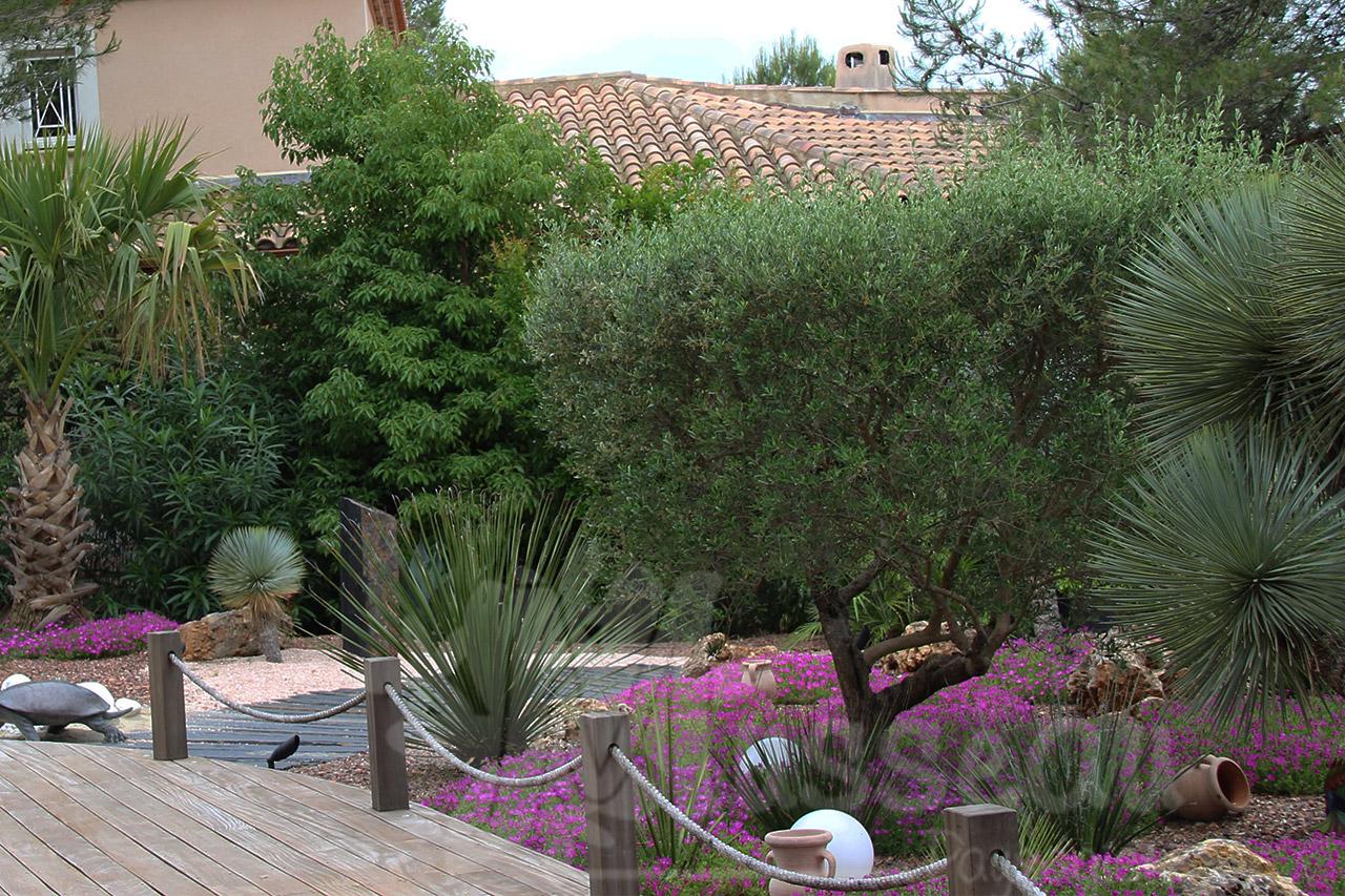 Jardin sec Montpellier