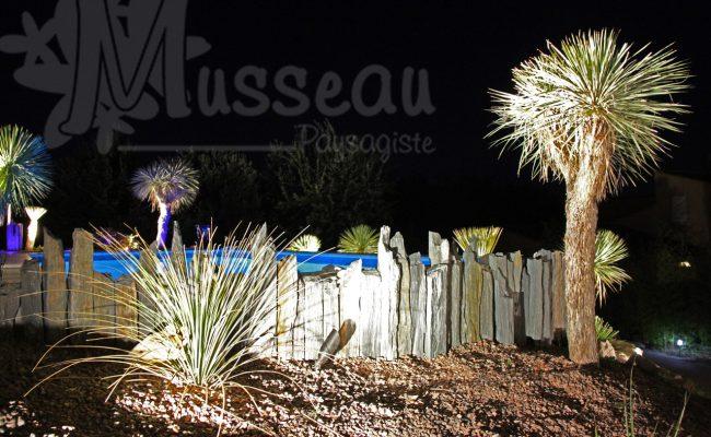 éclairage de jardin Montpellier