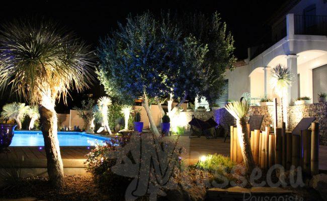 eclairage-montpellier-jardin