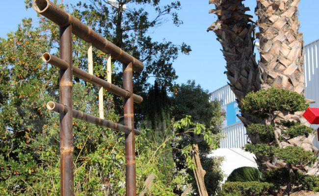objet de jardin zen