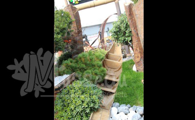 décoration de jardin musseau