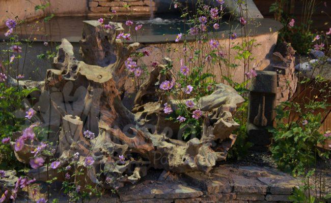 Objet d'art de jardin