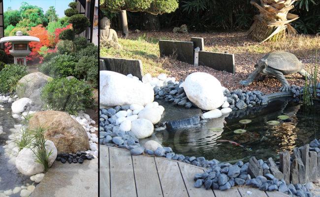 jardin zen paysagiste – Montpellier