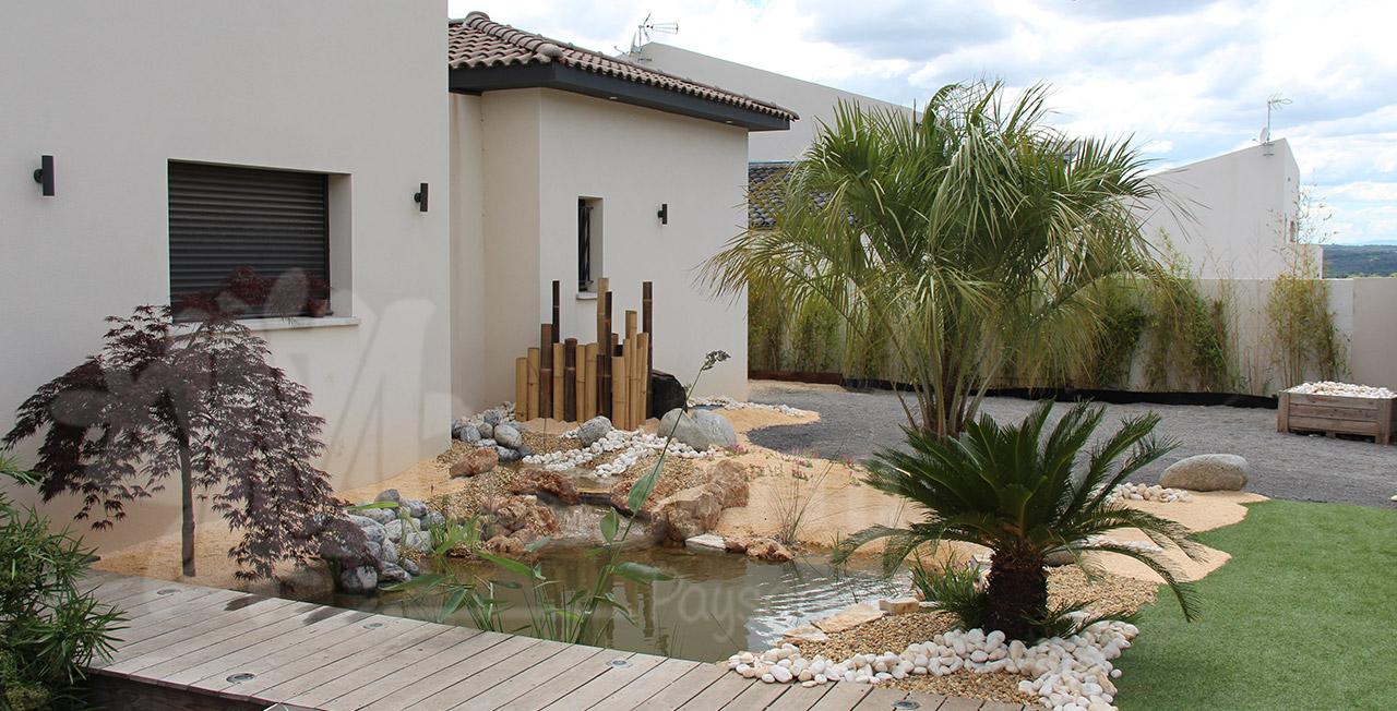 La galerie du paysagiste musseau st g ly du fesc - Jardin d essence montpellier ...