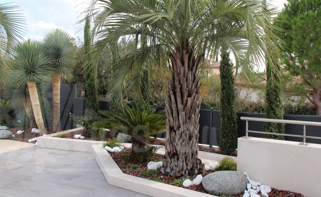 paysagiste jardin Montpellier