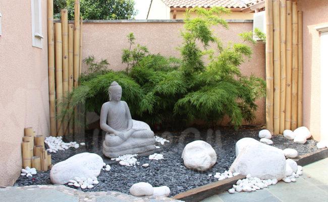 Jardin zen – Montpellier